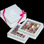 Pott au Chocolat Pralinen Geschenk Sets
