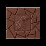 Pott au Chocolat Schokoladentafel Milchschokolade
